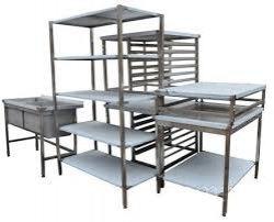 Меблі з нержавіючої сталі